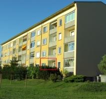 Zu verkaufen - große 2-Raum-Wohnung mit Balkon in Rothenburg