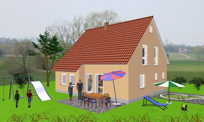 Jetzt zugreifen! - Neubau Einfamilienhaus zum günstigen Preis in Arberg-Großlellenfeld