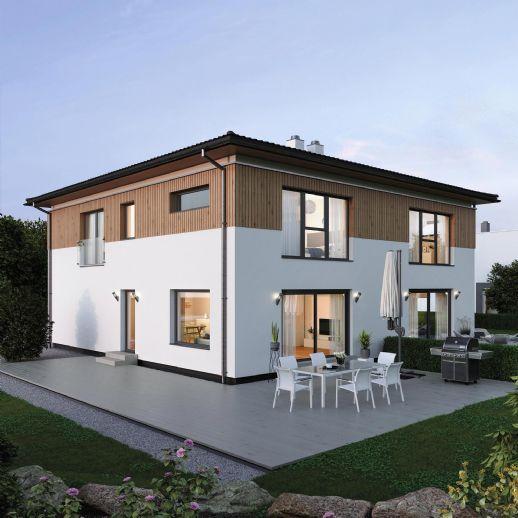 +#+#+ ELKHAUS 138 inkl. Büro/Anbau Grundstück und Bodenplatte! Wir begleiten Sie zu Ihrem Haustraum!+#+#+