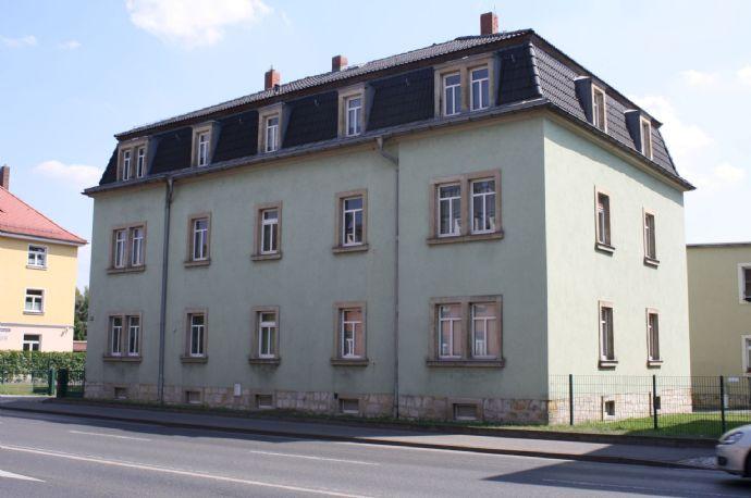 zentral gelegene 2-Raum-Wohnung