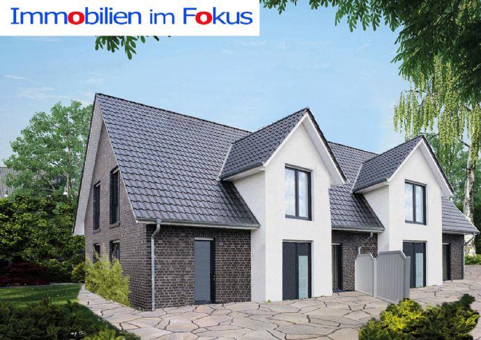 Meldorf - Famllienhaus als Doppelhaus in schöner Wohnlage