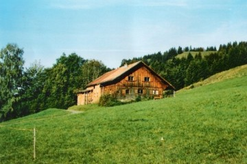 Ferienhof Hölzler / Alphütte