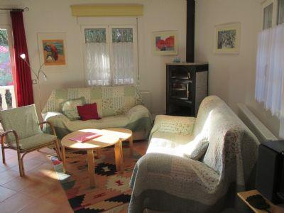 exklusives Ferienhaus für 4-5 Personen; Meeresblick und aisgesuchte Einrichtung