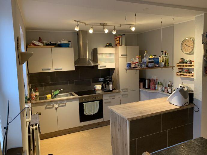 2-Zimmer-Wonung (60 qm) mit Einbauküche in Habichtswald