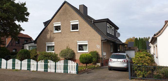 2 Familienhaus in Delmenhorst Ortsteil Schafkoven/Donneresch *** NEU ***