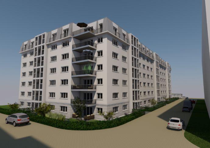 Erdgeschoss mit Garten-3 Zimmer in Berlin-Köpenick- Erstbezug im Neubau
