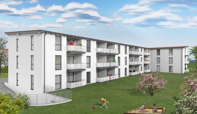 Neubauprojekt in Burgbernheim - Wohnung 05 -