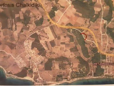 Metamorfosi  Chalkidiki  Grundstücke, Metamorfosi  Chalkidiki  Grundstück kaufen
