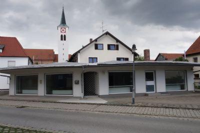 Wallersdorf Ladenlokale, Ladenflächen
