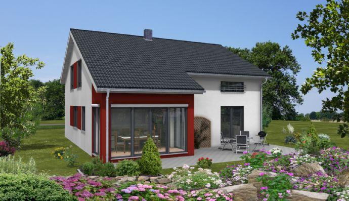 *letztes Grundstück!* Wir bauen Ihr Zuhause - in Bad Langensalza - Ein OHB Massivhaus Stein auf Stein mit individueller Planung