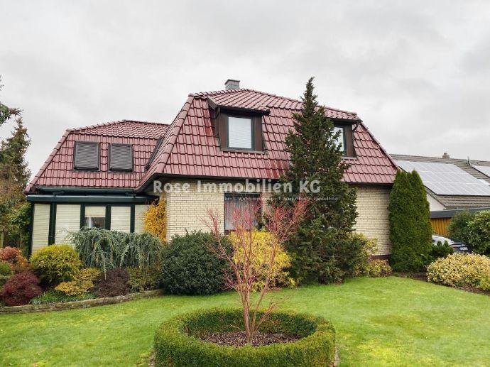 Zweifamilienhaus in bevorzugter Wohnlage von Porta Westfalica - Lerbeck
