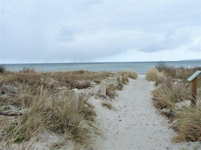 Rügen Ferienwohnung am wunderschönen Strand