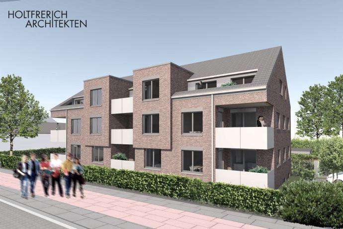 Erstbezug: attraktive 3-Zimmer-Wohnung in Nordwalde