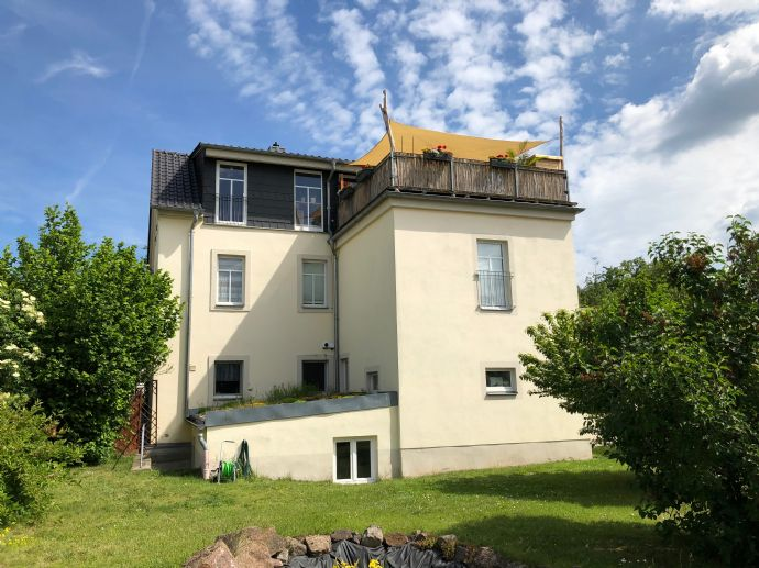 Mehrfamilienhaus in Radebeul - West in ruhiger Lage