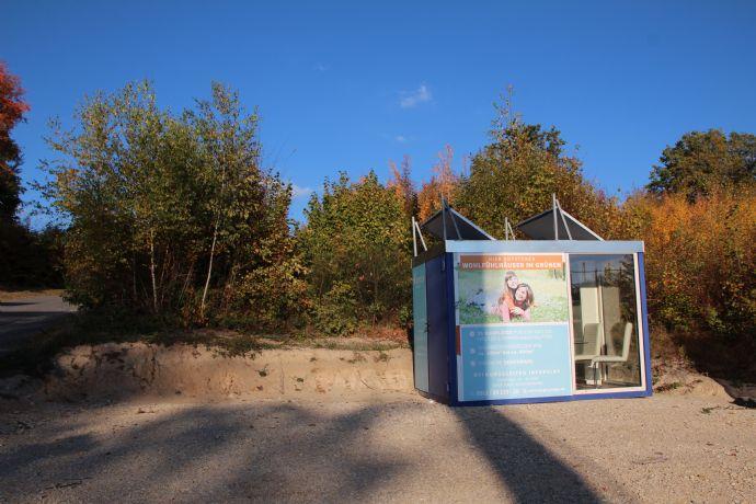 Ideal zur Bebauung mit einem DHH! Voll erschlossenes Grundstück in Burgthann