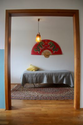 Helle möblierte Wohnung / Bright furnished apartment