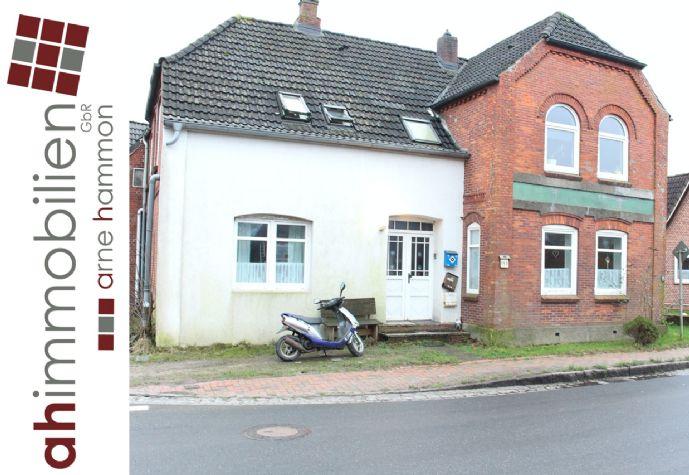 Handwerkerhaus zentral in Risum-Lindholm!