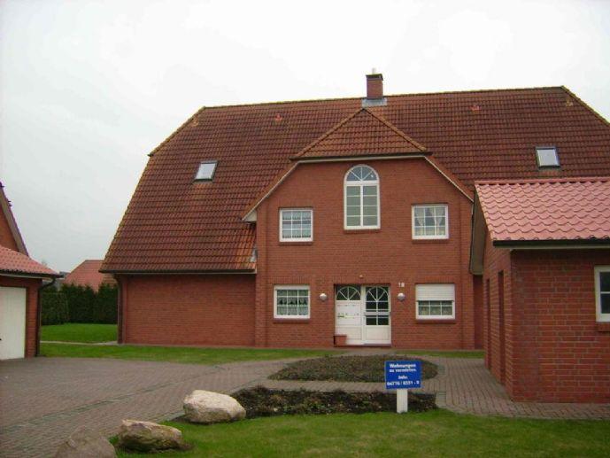 3-Zimmer-OG-Wohnung mit Balkon und Garage in Freiburg/Elbe