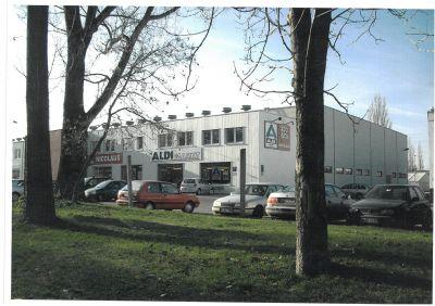 Halberstadt Ladenlokale, Ladenflächen