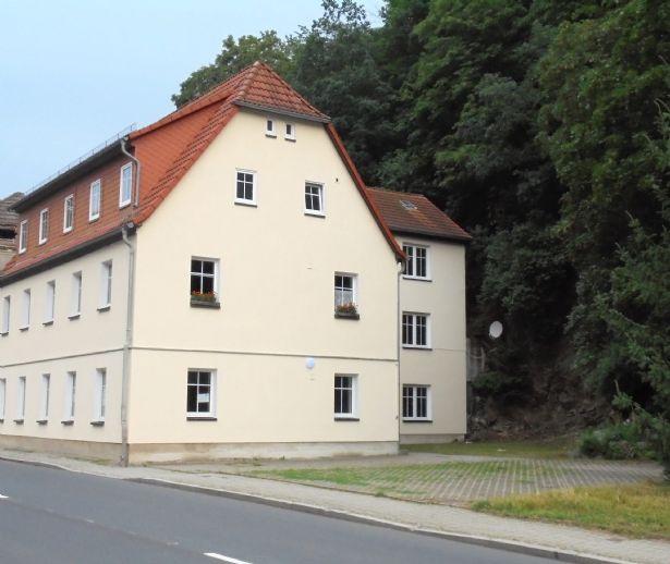 Zentral gelegene 3-Raum-Wohnung in Tharandt, günstig, auch WG-geeignet