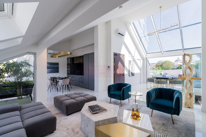 Faszination Penthouse High-End-Living in der