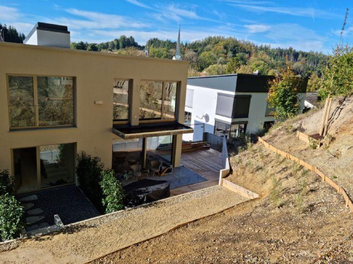 3,5-Zimmer-Wohnung mit Terrasse und Einbauküche in Landshut
