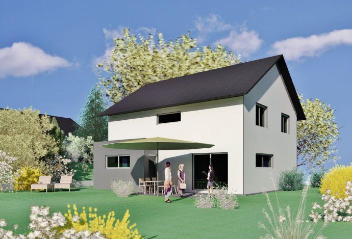 Einfamilienhaus Schlüsselfertig incl. Grundstück energiesparend Kfw 40
