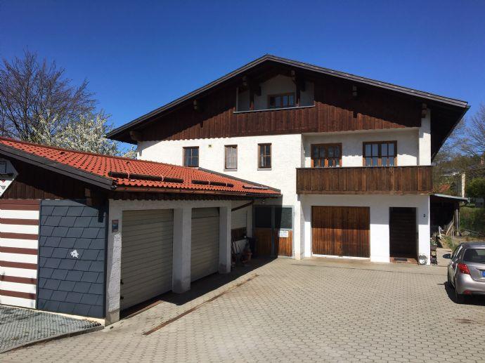 Einfamilienhaus mit Werkstatt in zentraler, aber ruhiger Lage