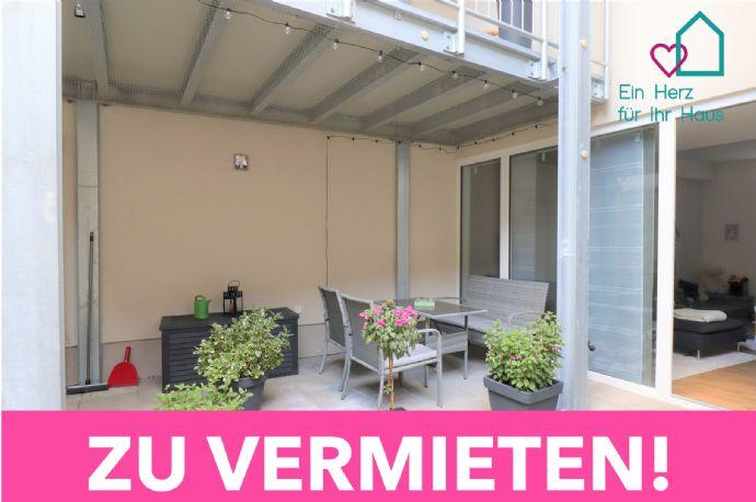 Neuwertige 2-Zi. Maisonette-Wohnung in der Schweinfurter Altstadt