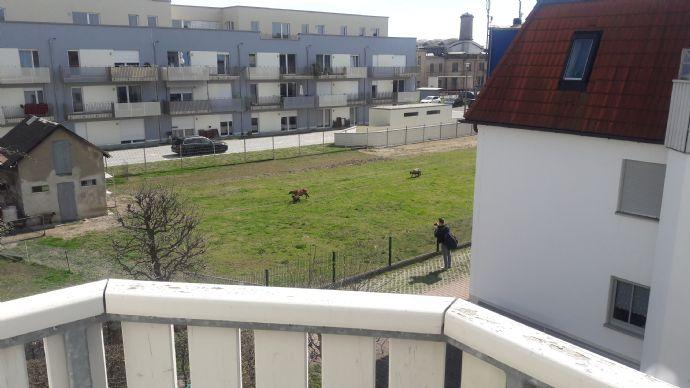 1 - Raumwohnung mit Balkon