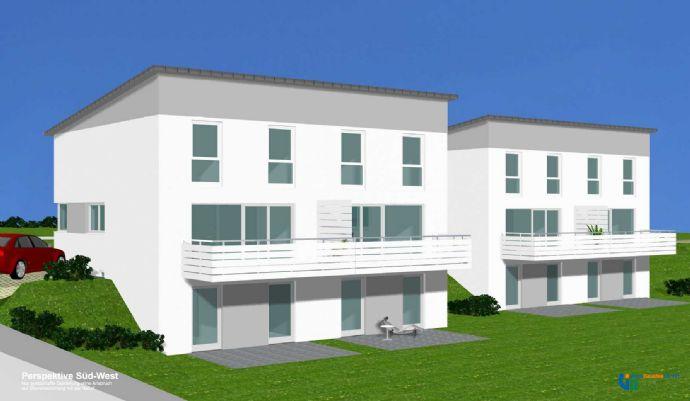 Doppelhaushälfte KfW 55 (DHH 7) Baustart im Sommer