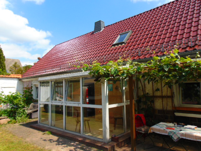 Für ruhesuchende Naturliebhaber, 3-Seitenhof + 27.000 m² Kiefernwald