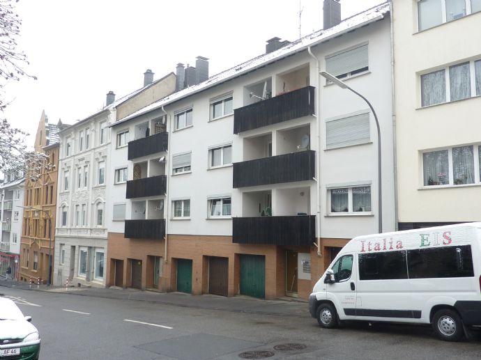 Dichterviertel sucht Nachmieter für Zweizimmerwohnung