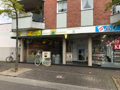 Willich Ladenlokale, Ladenflächen