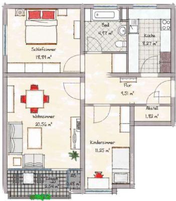 Quickborn Wohnungen, Quickborn Wohnung kaufen