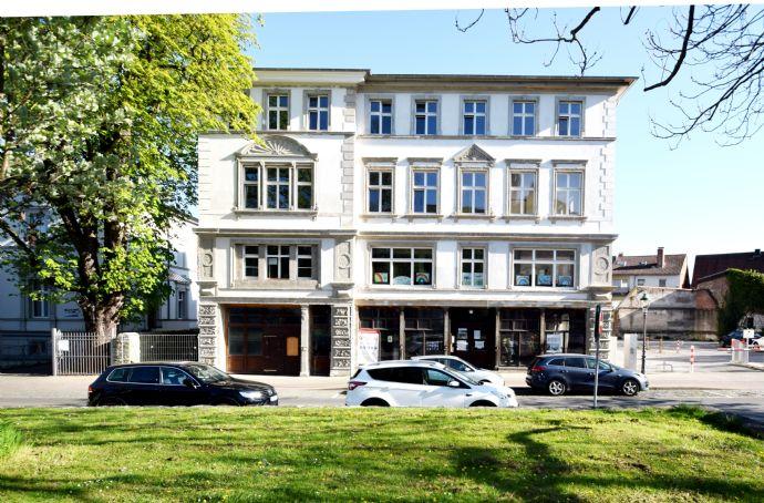 WOHNEN IM HERZEN VON SOEST: Erstbezug nach Fertigstellung in eine sanierte Altbauwohnung (ca. 72,00m²) mit Balkon