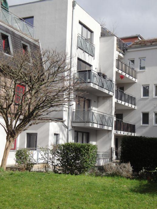 Sonnige ruhige Stadtwohnung für den anspruchsvollen Singlehaushalt
