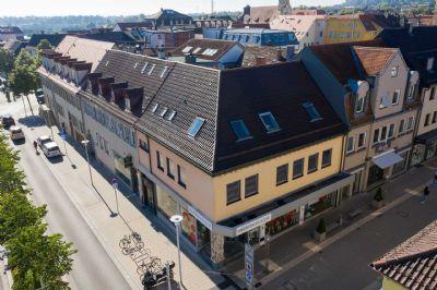 Ludwigsburg Ladenlokale, Ladenflächen