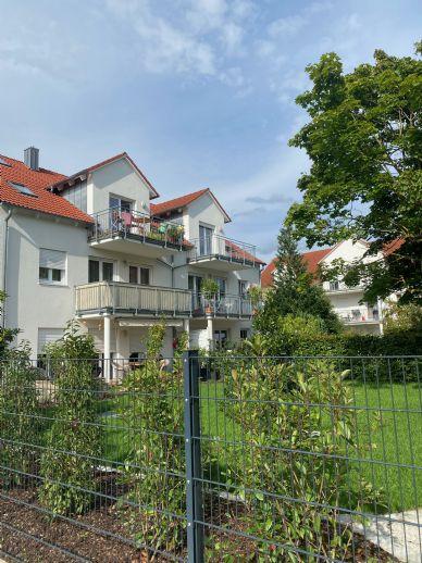 Zentrumsnahe schöne 3-Zimmerwohnung mit Balkon