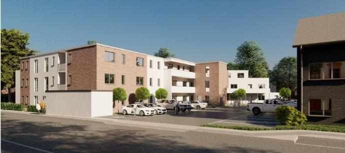2 Zi.-Wohnung mit Balkon, Munster-Zentrum - Bj. 2020