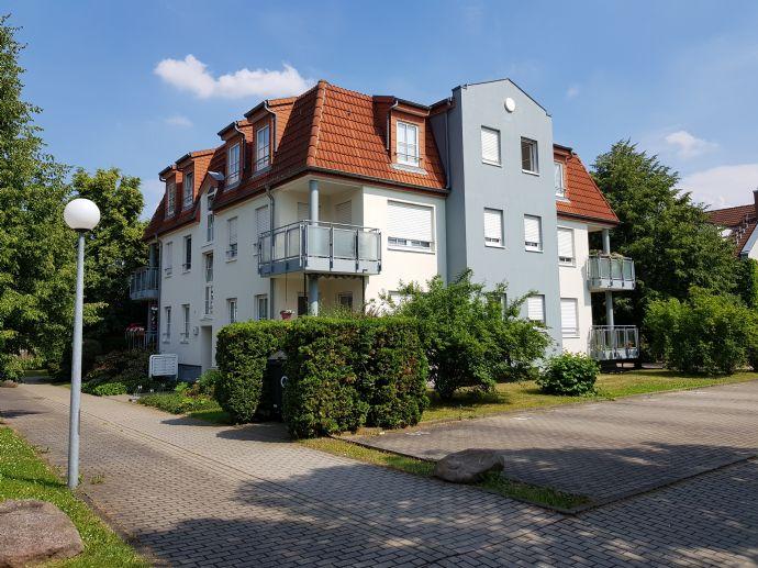 Schön renovierte 2-Zimmer-Wohnung in Markranstädt Markranstädt