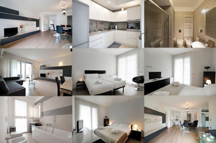 2-Zimmer Wohnung mit 2 Terrassen und Garten zur Zwischenmiete in Bonn-Beuel-Vilich