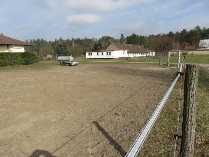 Bauland in Kolkwitz Ortsteil Eichow