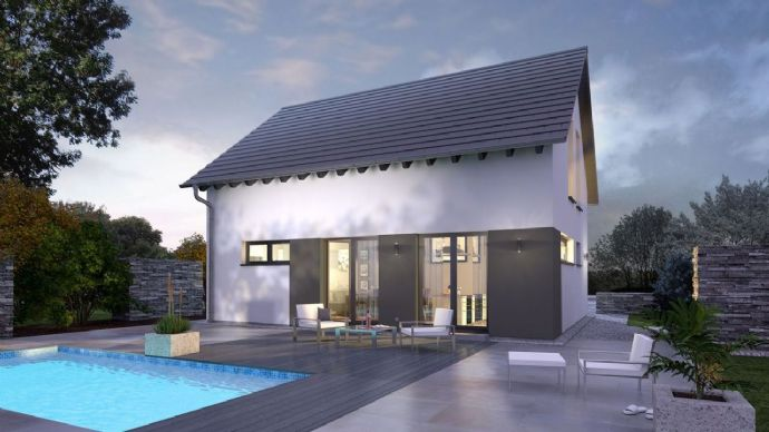 OKAL Haus - Das Haus für Ihr Familienglück inkl. Keller & Grundstück!