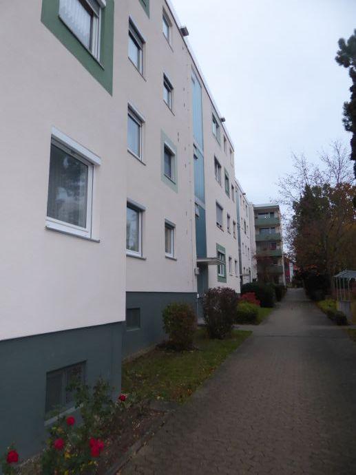 Helle 2-Zimmer-Wohnung mit Balkon in Niederwerrn bei Schweinfurt