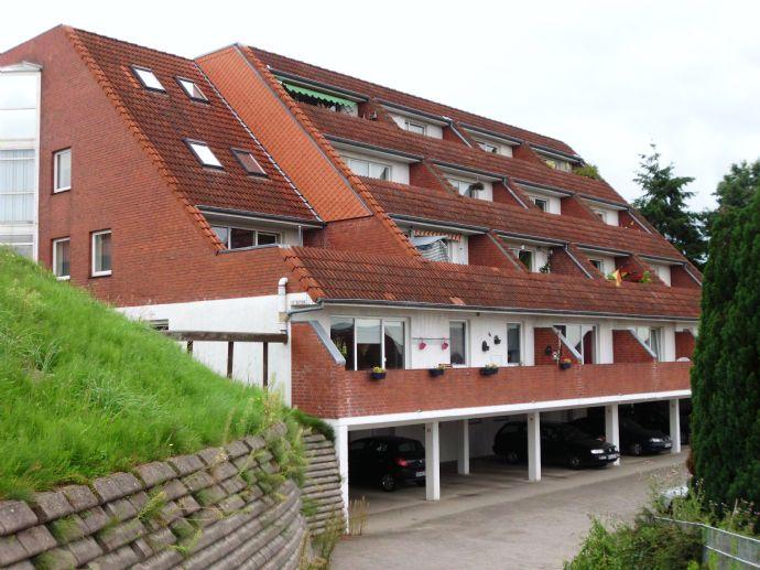 3 Zi.-Whg im Brockenacker 19 in Osterholz-Scharmbeck - Loggia - ruhige Lage