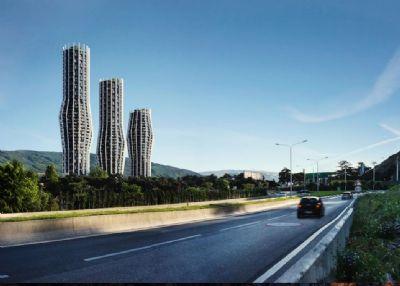 Tiflis Renditeobjekte, Mehrfamilienhäuser, Geschäftshäuser, Kapitalanlage