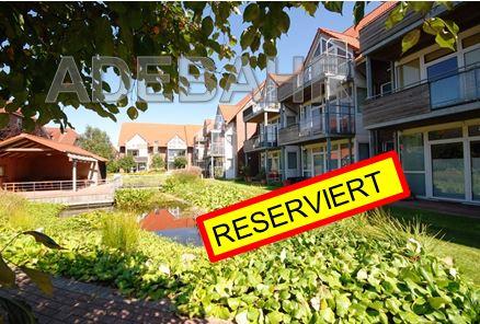 Kapitalanlage oder Eigentum? Schöne 2,5-Zimmer-Whg. im Betreuten Wohnen Jork bei Hamburg