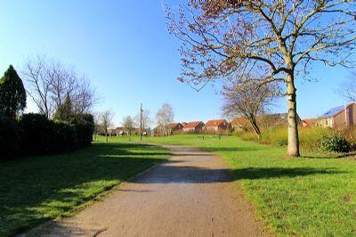 Park in unmittelbarer Umgebung