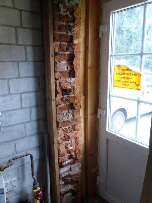 Bespiel für eine solide Bausubstanz und Dämmung